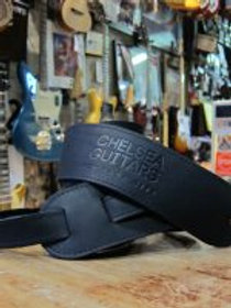 Leather Strap with Logo