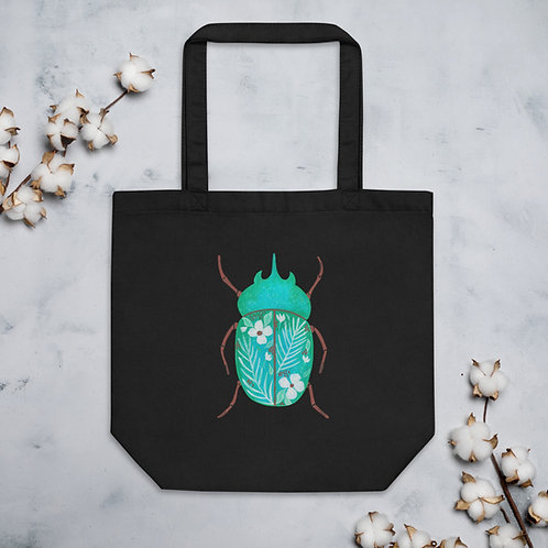 Organic Cotton Bugging Out Tote