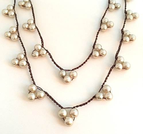 Bridal Jewelry, Artisan made, bridesmaid, wedding jewelry, twist style jewelry, honeymoon jewelry, resort wear
