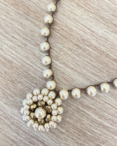Baroque Classic Pendant Necklace