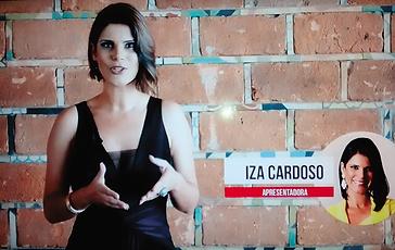 Iza Cardoso - Mestre de cerimônias, apresentadora de eventos e vídeos e locutora (31 9.8237-2235