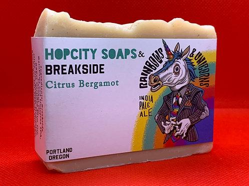 Citrus Bergamot x Breakside Rainbows & Unicorns IPA