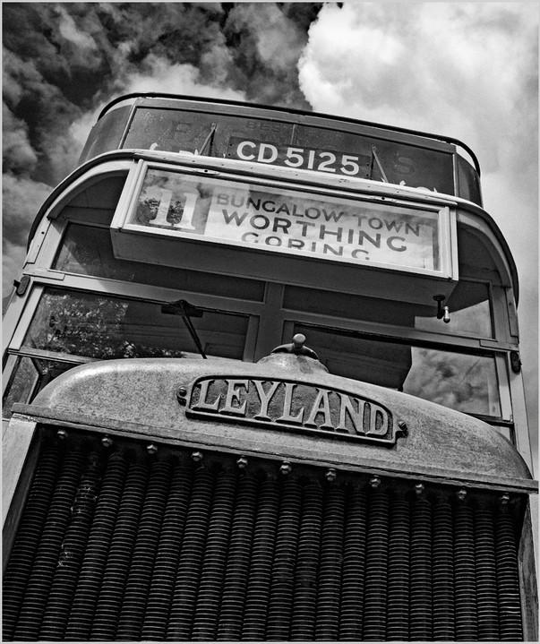 Leyland to Worthing
