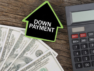 Everything You Need To Know About Down Payments!