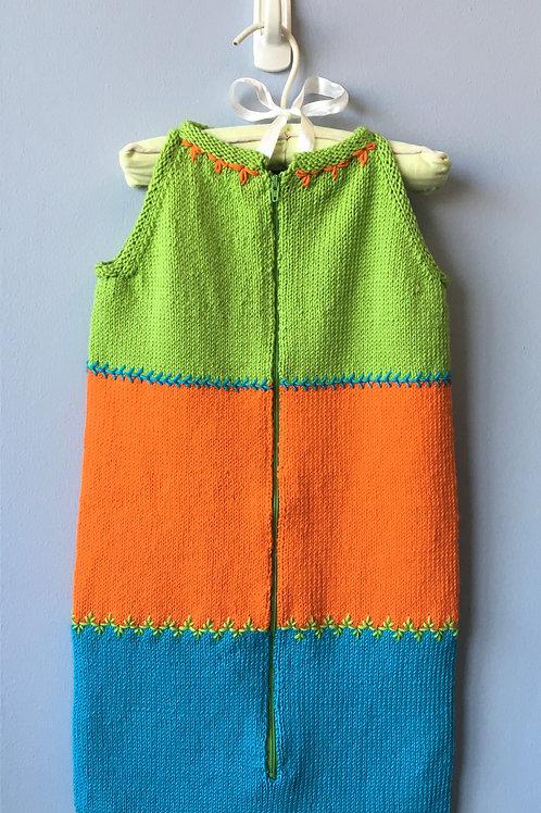 3 Color Baby Sak-Pattern only