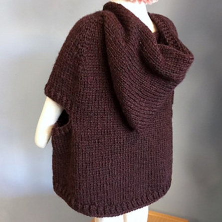 Rosie Roo Pocket Cape Pattern