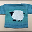 Thumbnail: Mary's Little Lamb pattern only