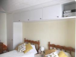 Bespoke Bedroom Storage