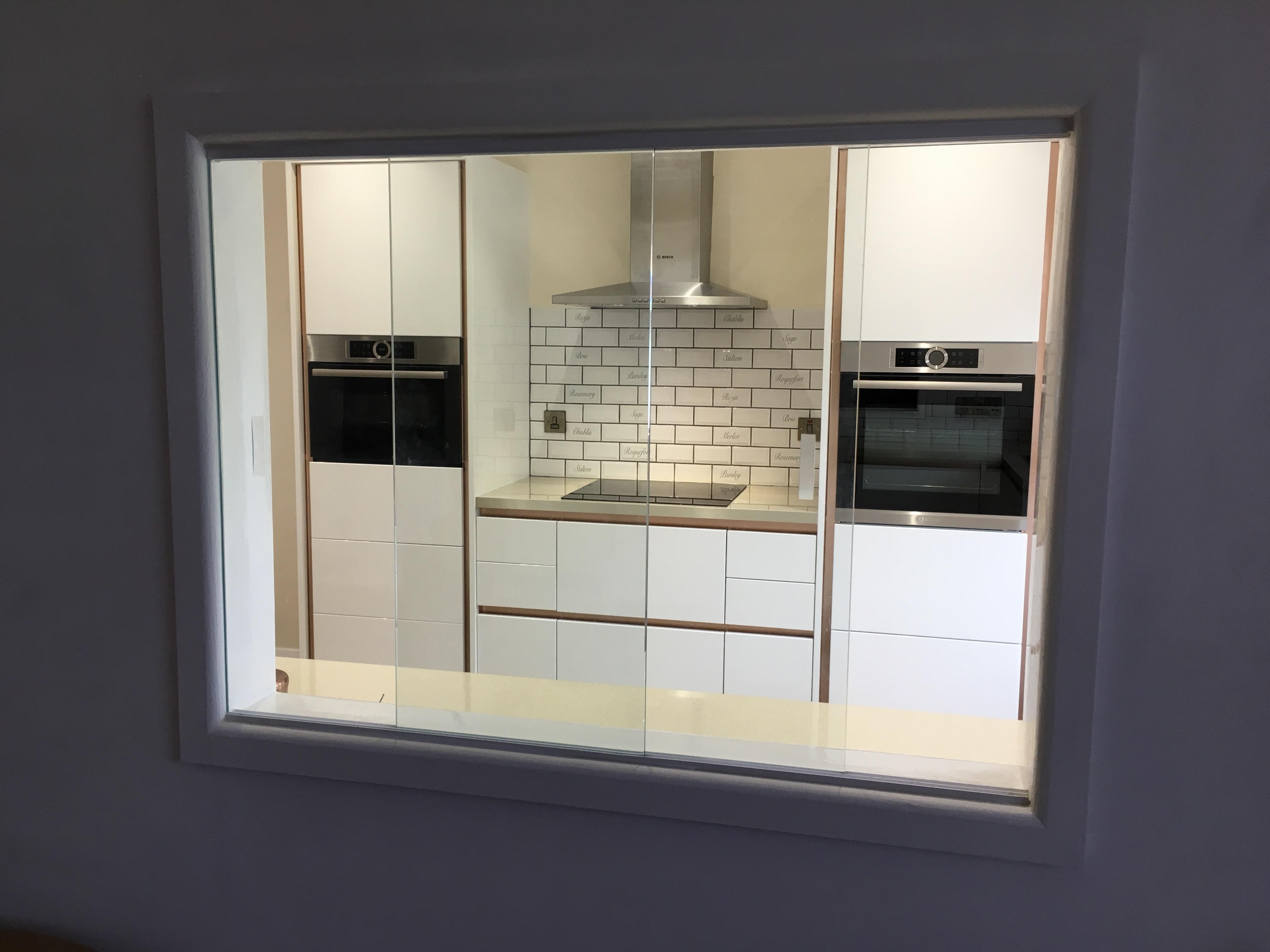 Bespoke Kitchen Hatch