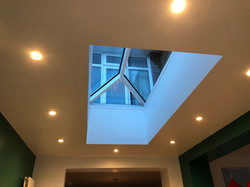 Skylight Flat Roof Extension