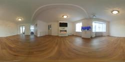360 Degrees Living Room refurb