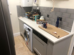 Utility Room Installation