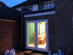Skylight Roof Extension