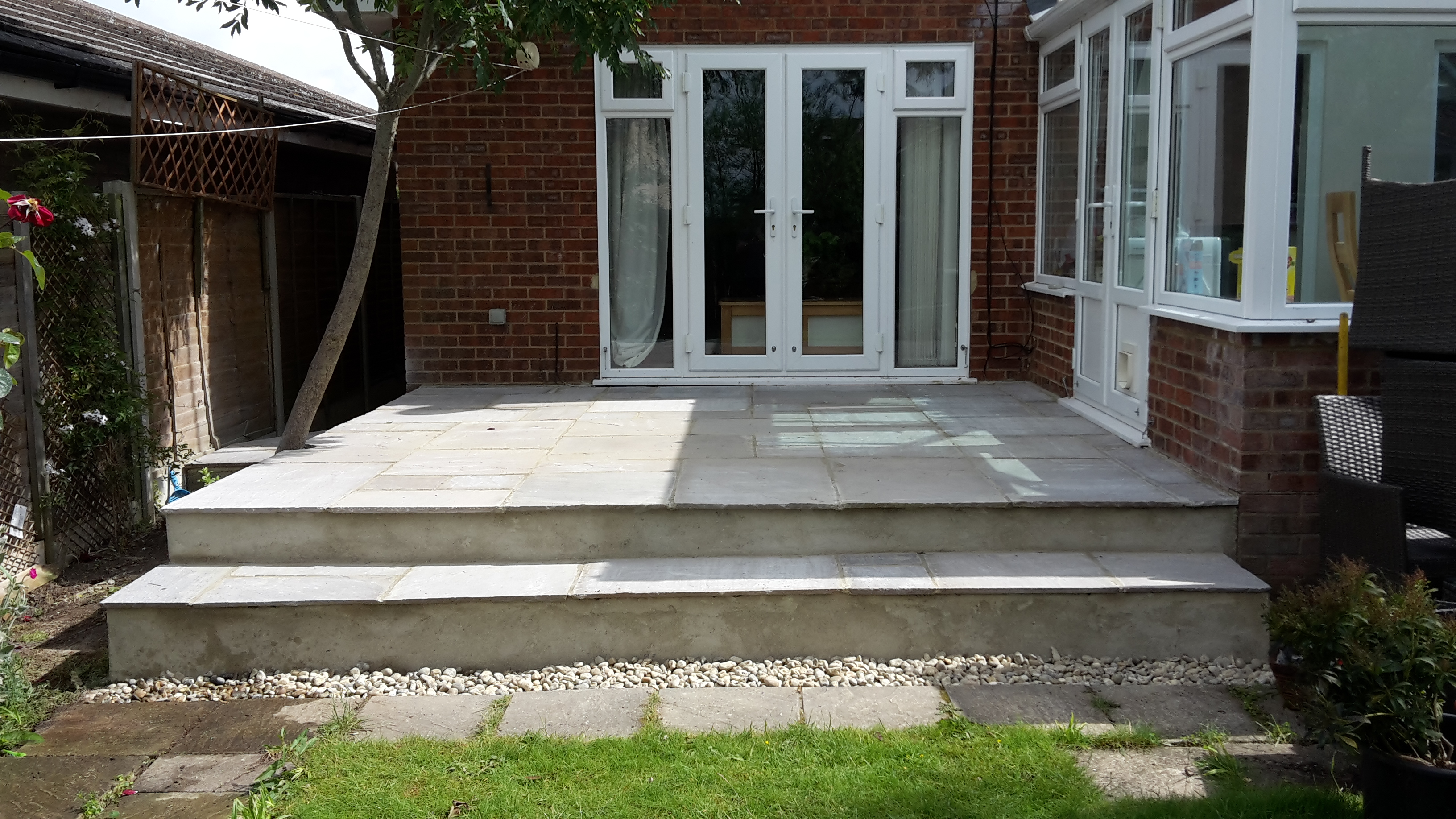 Indian Stone Patios