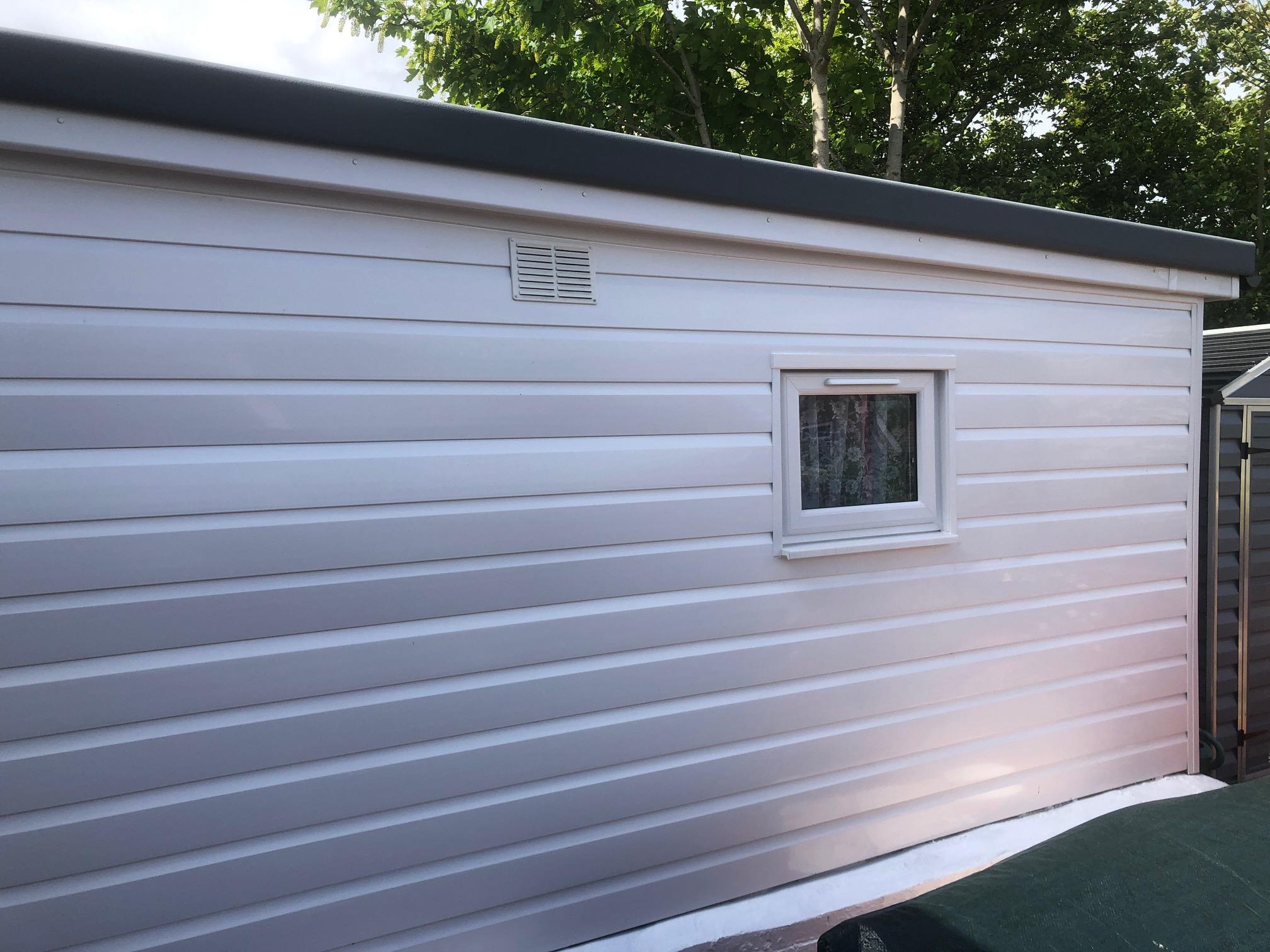 Garage to Bedroom Conversion