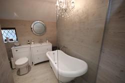 Fully Tiled Bathroom Installation