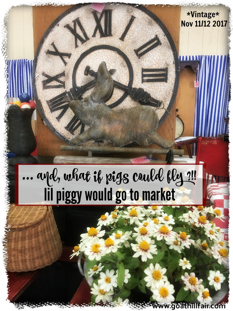 A Market of Vintage Wonder