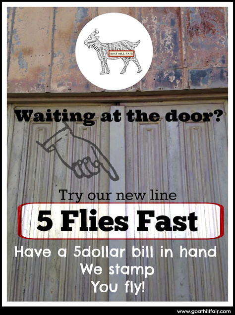 At Our Door - What To Do