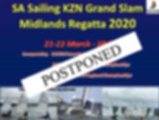 SAS KZN MIDLANDS GRAND SLAM REGATTA 2020