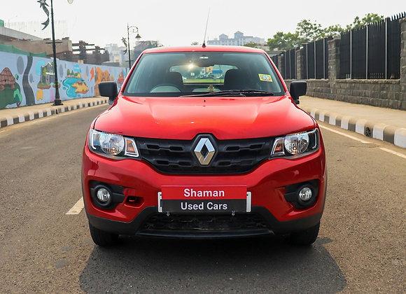 2015 - Renault Kwid RXT