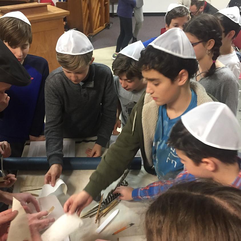 Vav Yad LaTorah Program