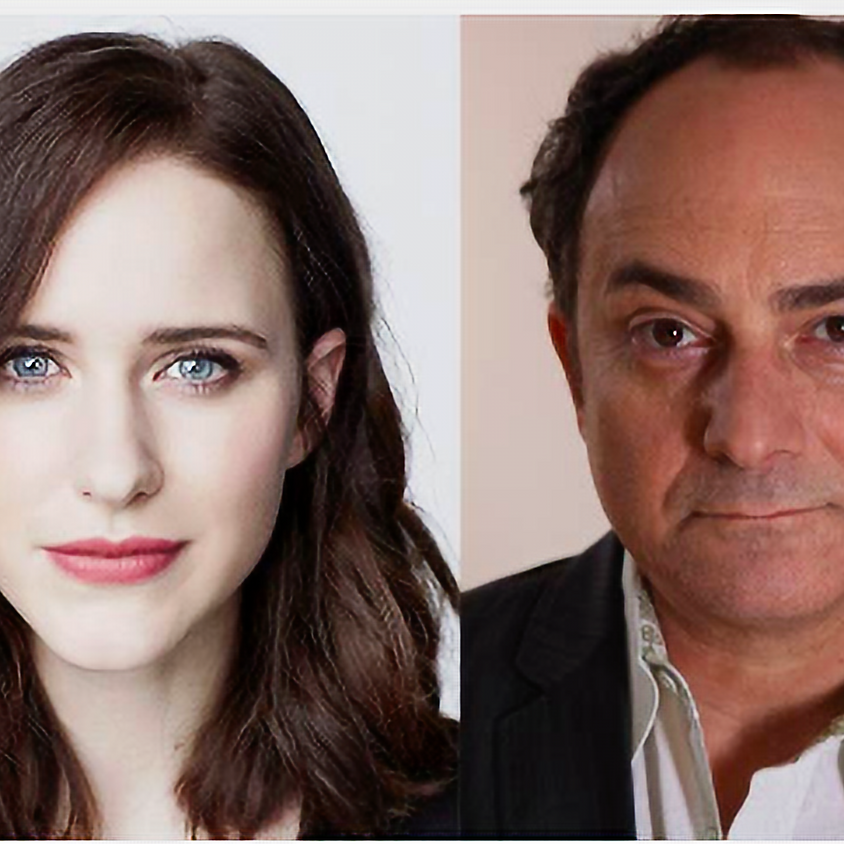 Community Event: Marvelous Memories from  Rachel Brosnahan and Kevin Pollak