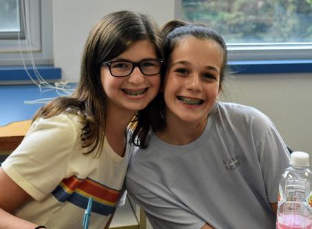 8th-Grade (Kitah Het) Class Update