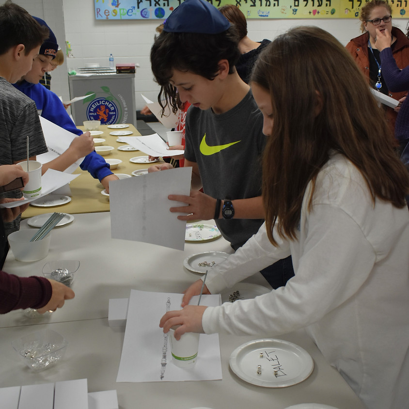 Vav (6th-grade) Yad LaTorah Program