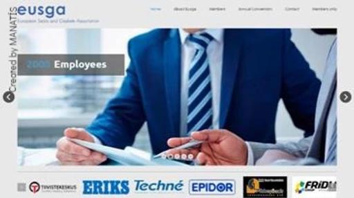 Potenciar la presencia on-line y mejorar la imagen de una asociación empresarial internacional