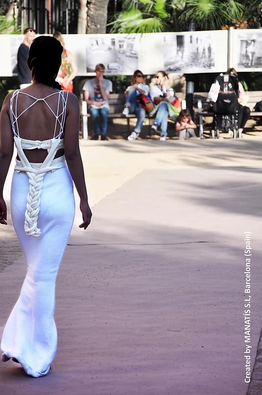 Manatís colabora con los nuevos talentos de la moda: las jóvenes promesas en la pasarela