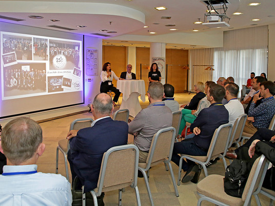 El sector industrial francés confía es Manatís para organizar su aniversario en Barcelona
