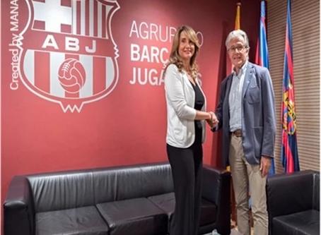 Branded content of value for the Barça Jugadors Association
