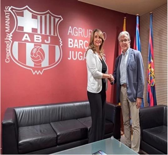 Branded content de valor para la Agrupación Barça Jugadors