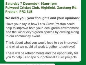 Let's Grow Preston Conferences
