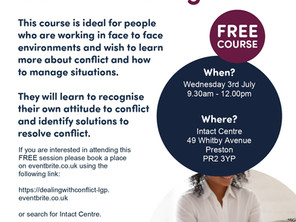 How would you deal with conflict?