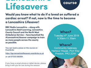 Are You A Lancashire Lifesaver?