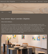 2019 Website Heinrich Abt Objekte