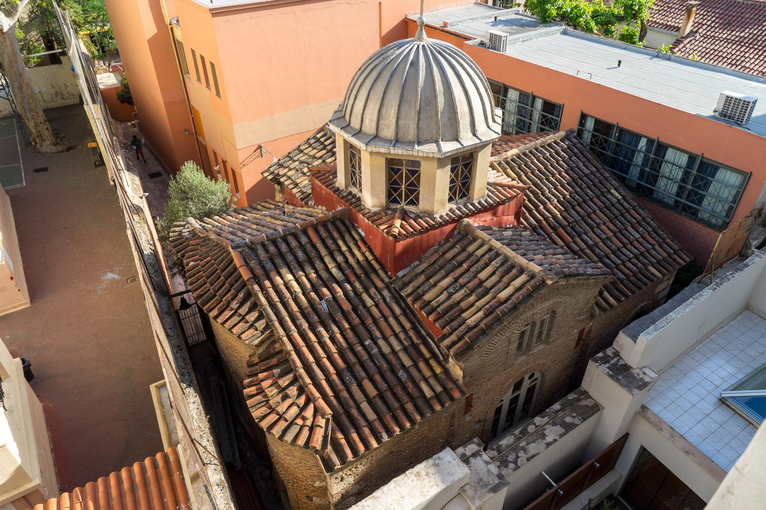 Römisch-katholische Kirche in Athen