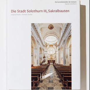 Kunstdenkmäler Stadt Solothurn