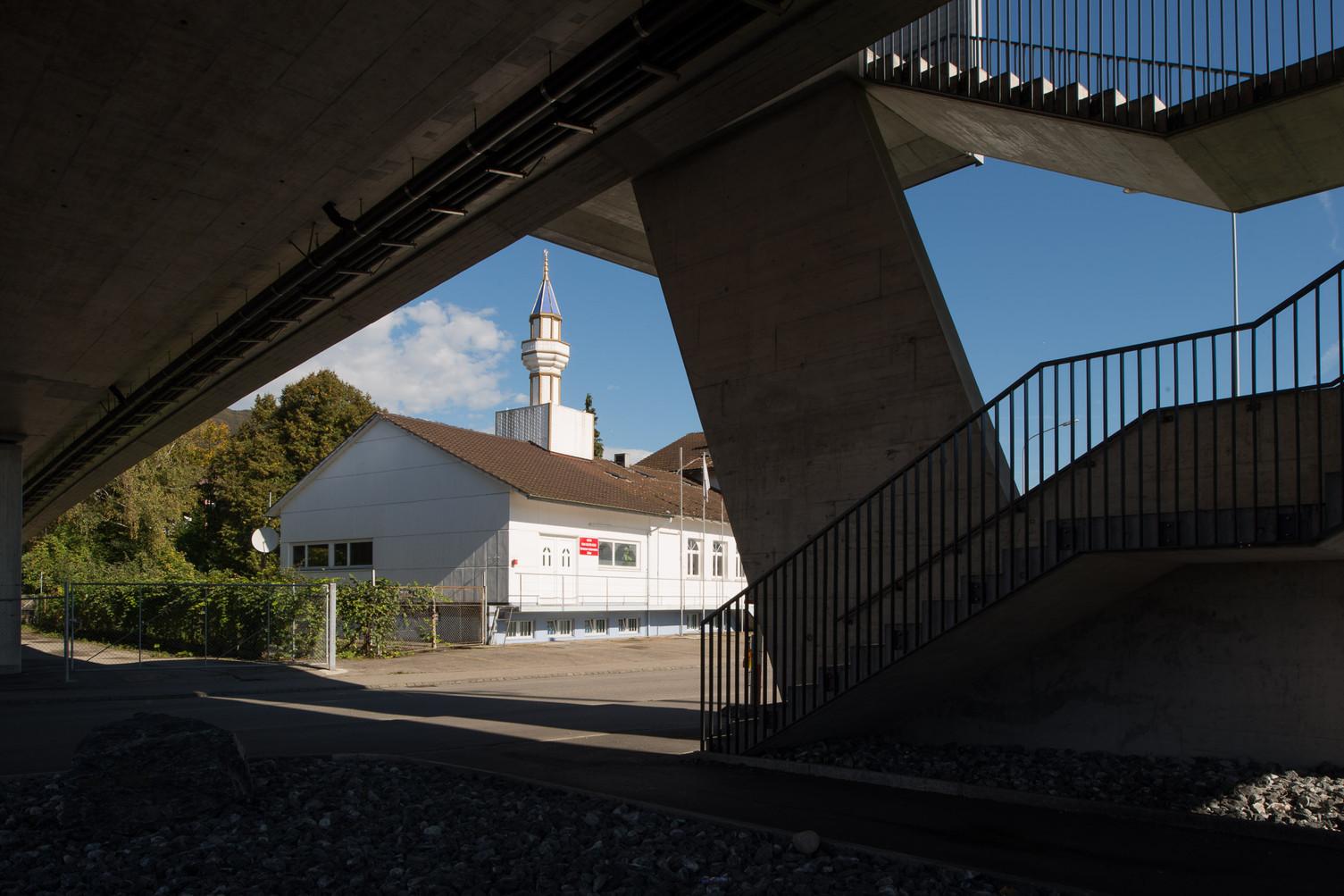 Moschee in Wangen b. Olten