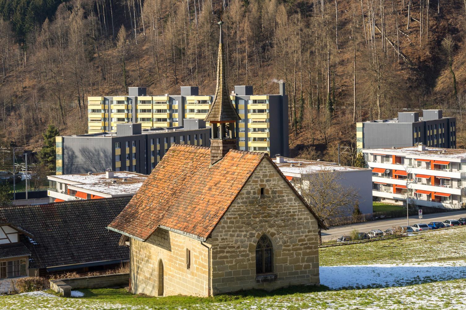 Bartholomäus-Kapelle in Burgdorf