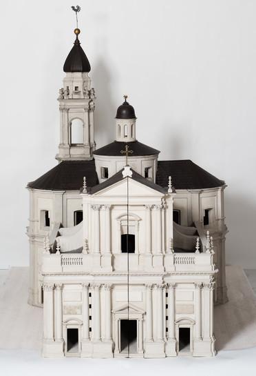 Modell der St. Ursen-Kathedrale