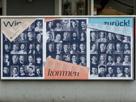 2021 Kulturplakat Langenthal: 50 Porträts