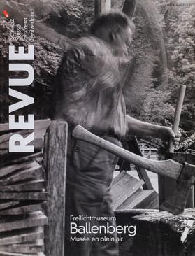 1994 REVUE Schweiz: Ballenberg