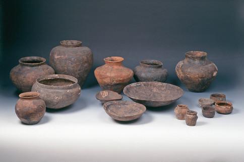 Geschirr aus den Grabhügeln von Obergösgen