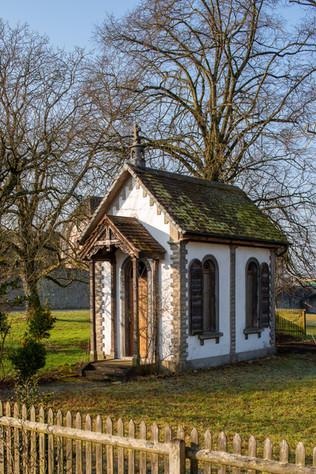 Herz-Jesu-Kapelle beim Kloster Visitation