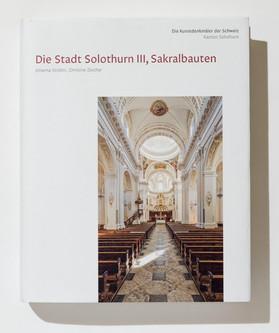 2017 Sakralbauten in der Stadt Solothurn