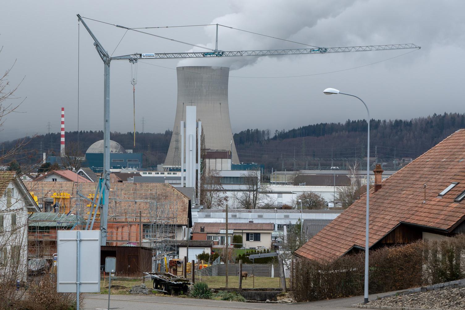 Römisch-katholische Kirche Dulliken und Kernkraftwerk Gösgen