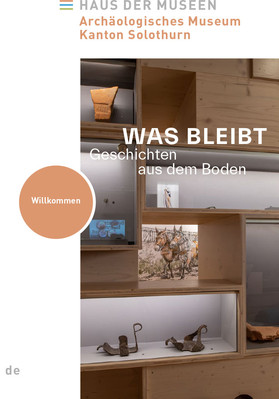 2019 Archäologisches Museum Kanton Solothurn