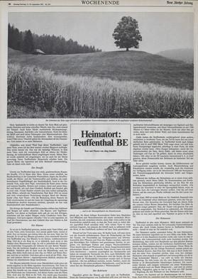 1991 Heimatort: Teuffenthal BE